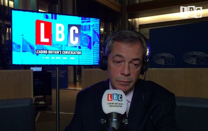 .@Nigel_Farage: There is a massive problem with integration in our country #FarageOnLBC https://t.co/SbCGbTOQF1