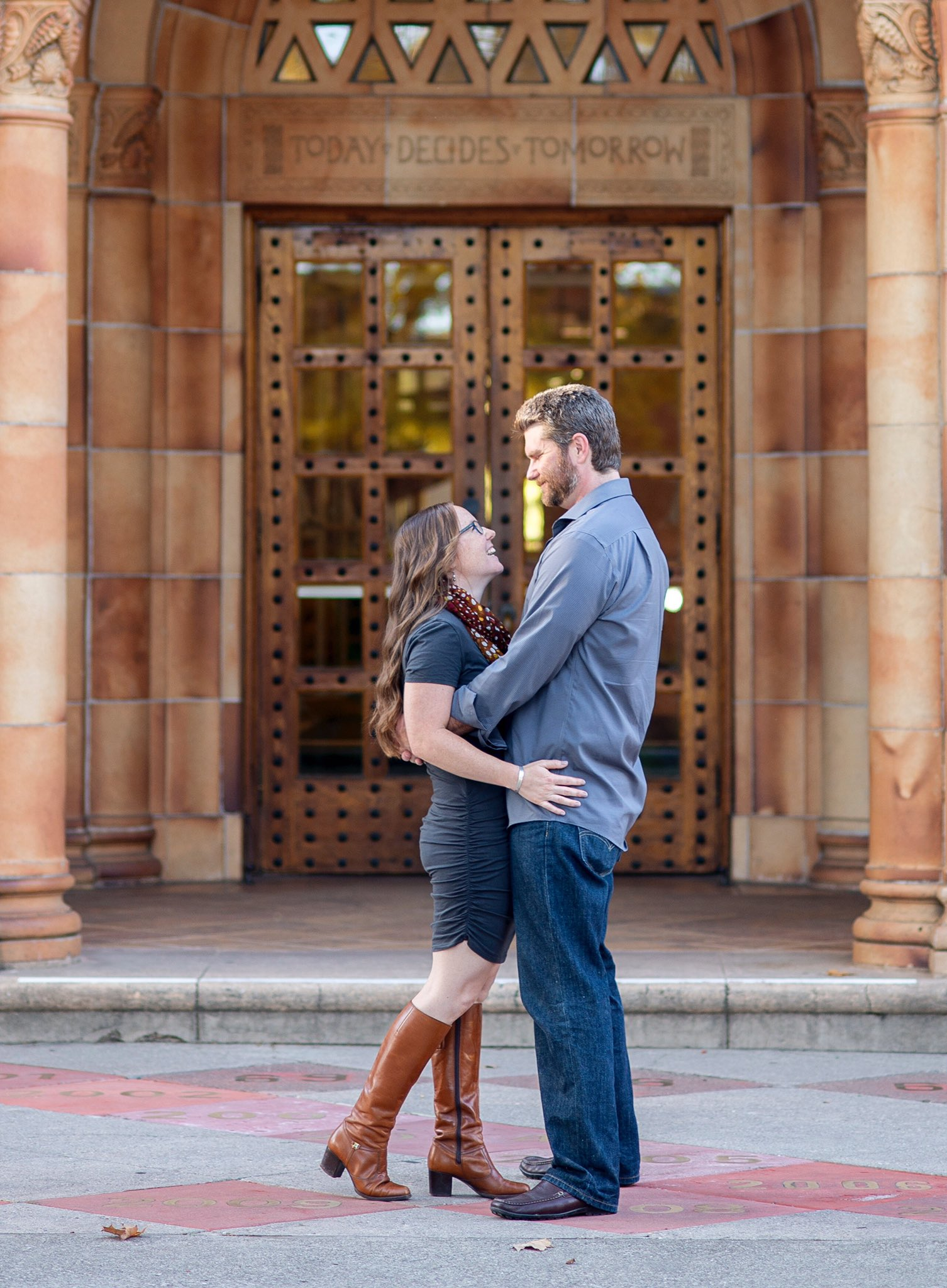 13.5 years ago, I met my best friend on the third floor of Butte Hall. In April, we'll say 'I do.' Yes, today decides tomorrow #ChicoLove https://t.co/qK9t38W68t