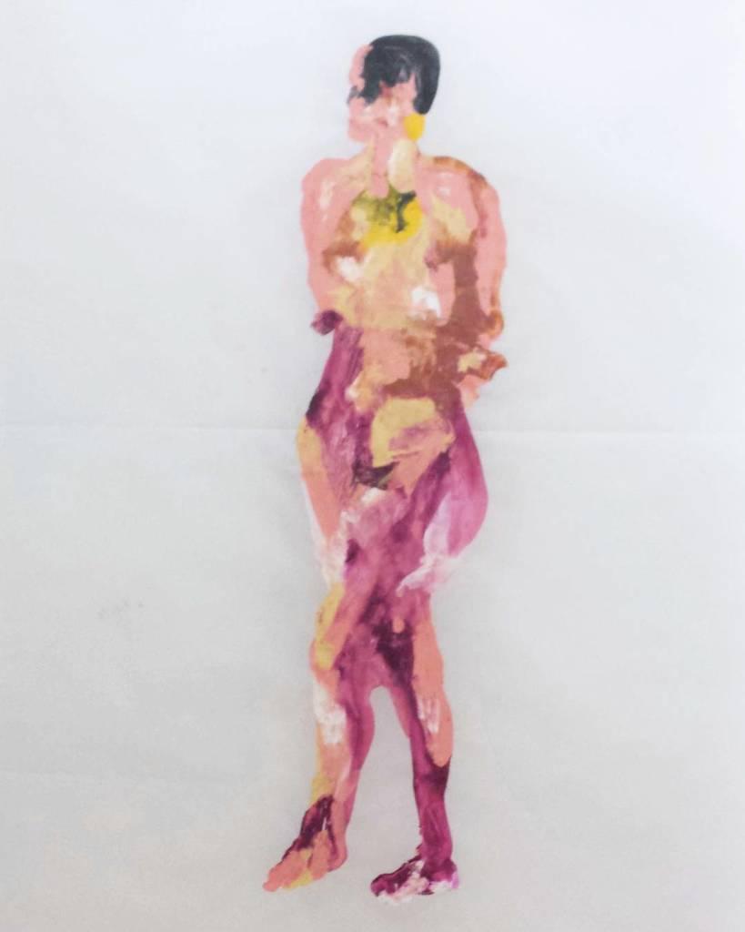 #grazianofolata #parabola #bodypainting #painting #galleriamassimodeluca #mestre https://t.co/GGr9JdaUgW