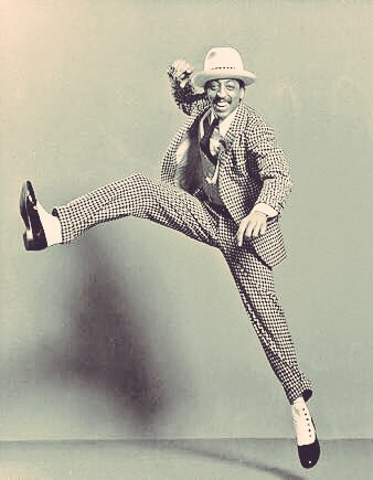 One day late...Happy Tappy Birthdayyyyy!Gregory Hines!XD
