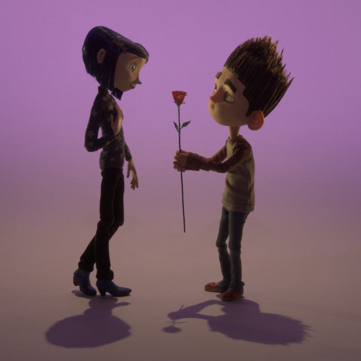 Coraline And Norman