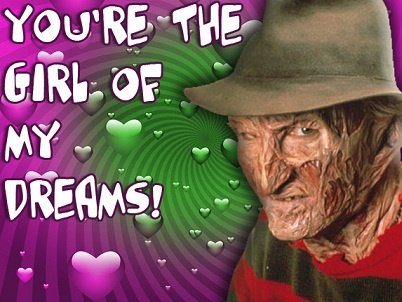 Oh, Frederick! How I love thee...  #freddykrueger #nightmareonelmstreet #anoes #horror #valentines #valentinesday2017<br>http://pic.twitter.com/TB0JHE6HH3