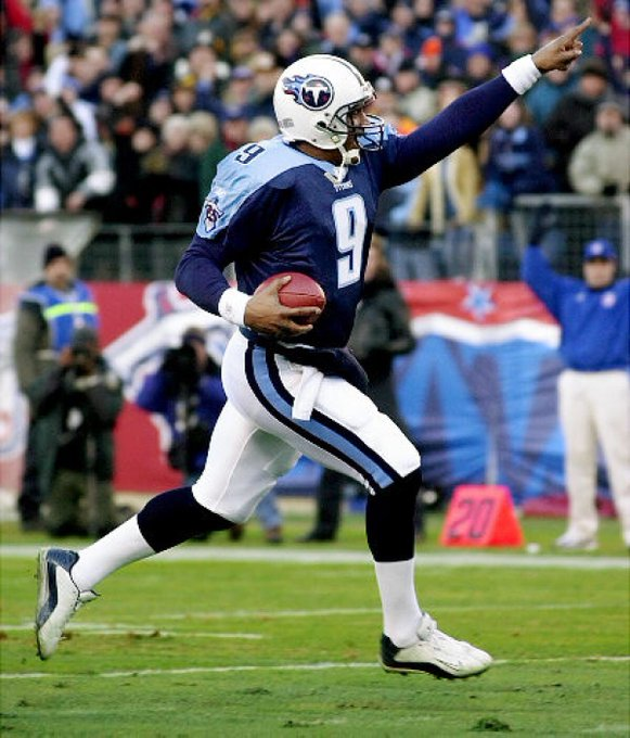 Happy birthday Steve McNair you are the number 1 reason I became a fan when I was little