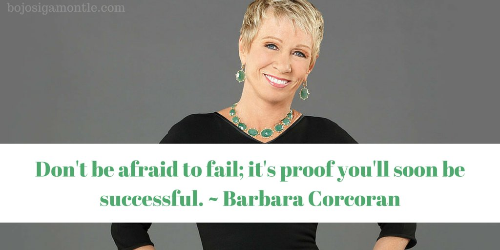 Don&#39;t fear #failure...It&#39;s just a period of building #success muscles and gaining #clarity. #IQRTG #successtrain #JoyTrain<br>http://pic.twitter.com/DYD8DChnbw
