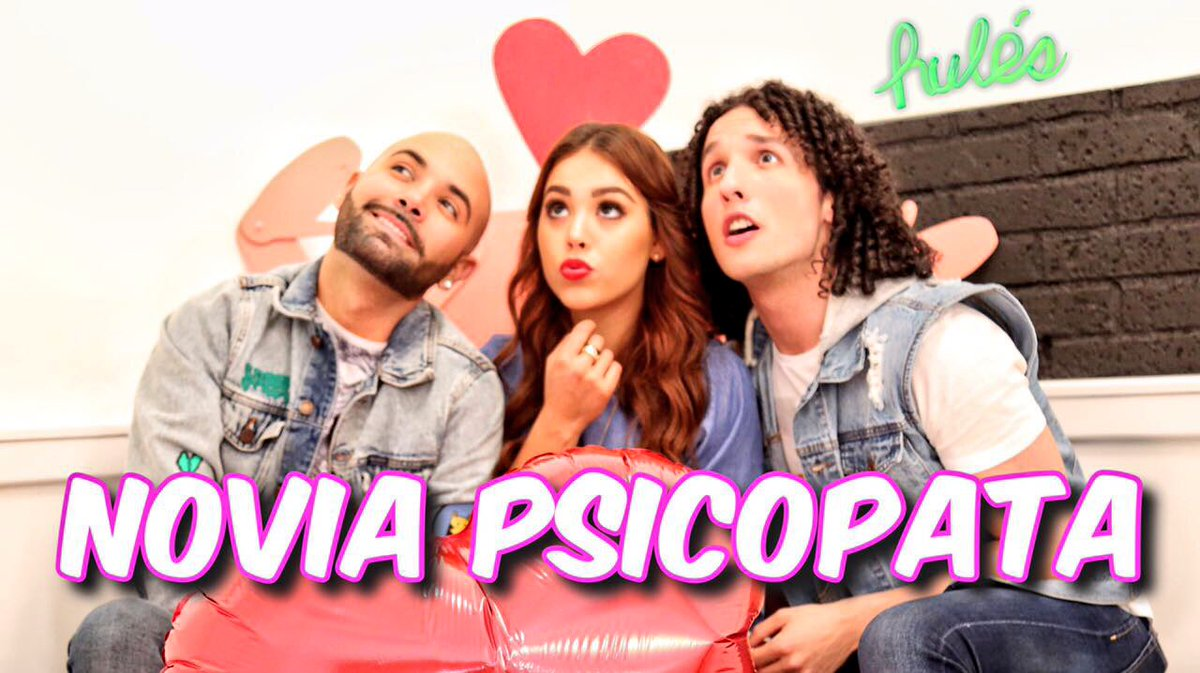 ¡NUEVO VIDEO! ♥️🤔 #valentinesday #NoviaPsicopata @LosRules @Jorge_Anza...