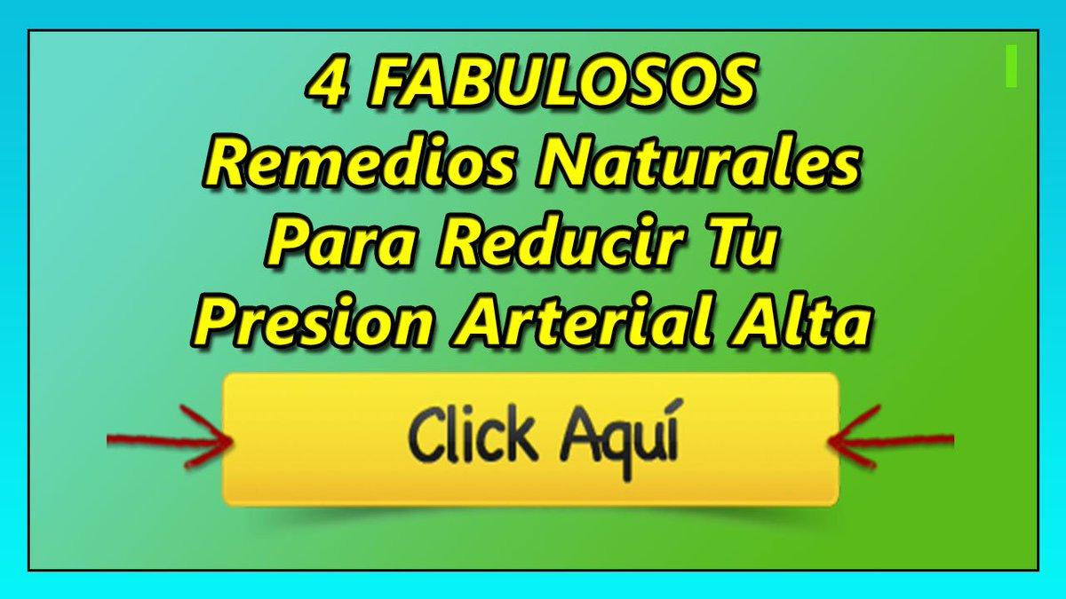 remedio natural para la tension alta
