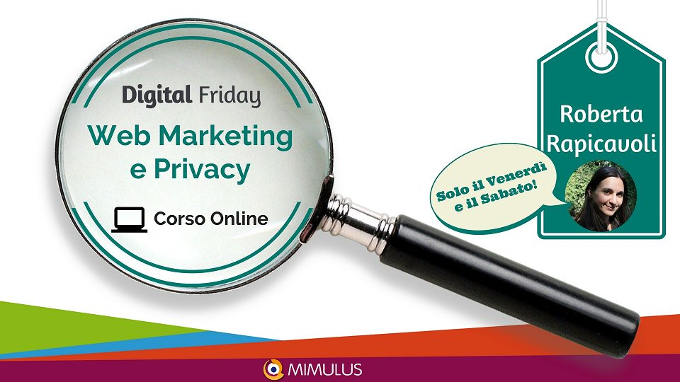 Thumbnail for Privacy ed Email Marketing - #CorsoInTweet