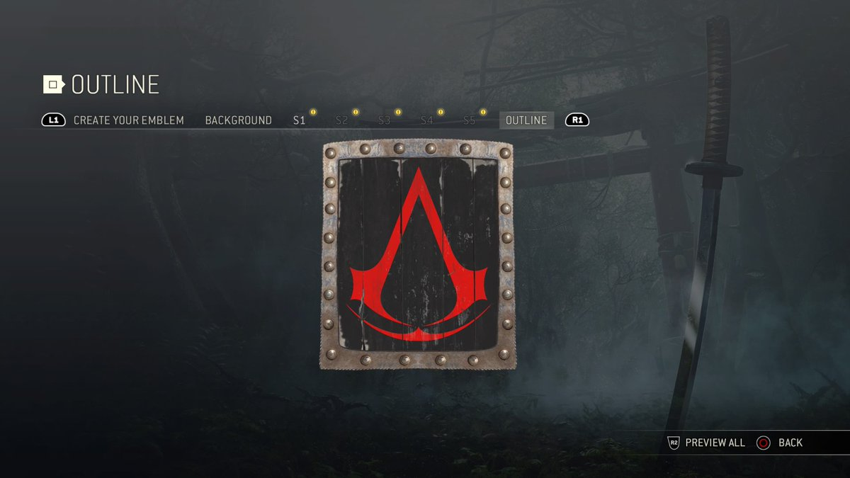 Serenika sorrosyss on twitter so i made an emblem in for honor serenika sorrosyss on twitter so i made an emblem in for honor this symbol seems kind of familiar buycottarizona