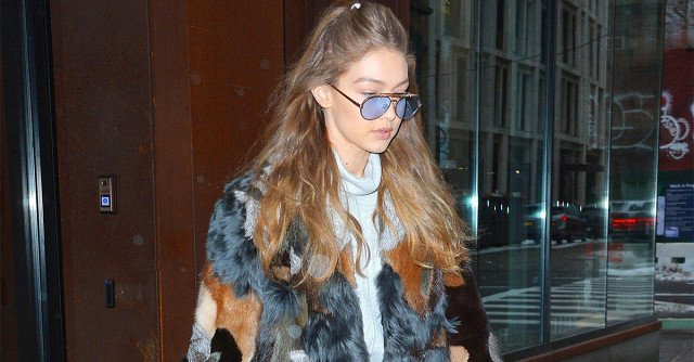 Did Gigi Hadid Just Make Sneaker Boots a Thing?