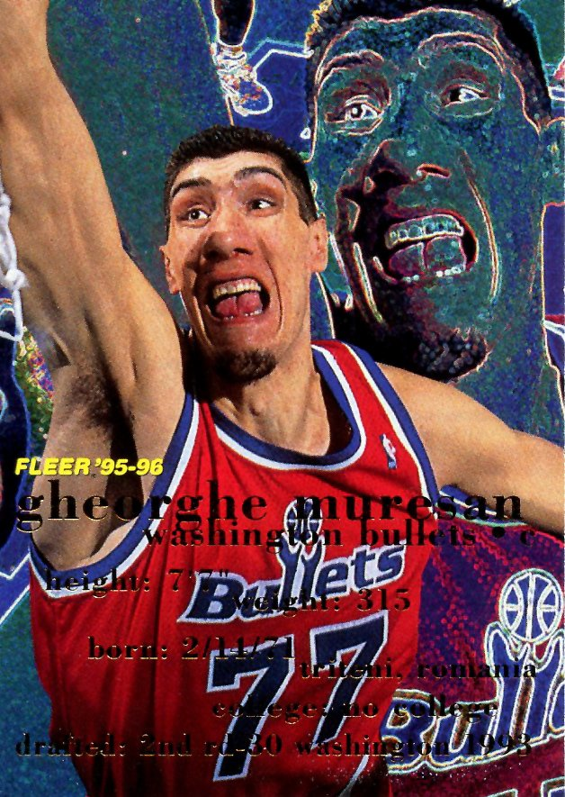 It's not Valentine's Day, it's Gheorghe Muresan's birthday! https://t.co/UQg0XH245P