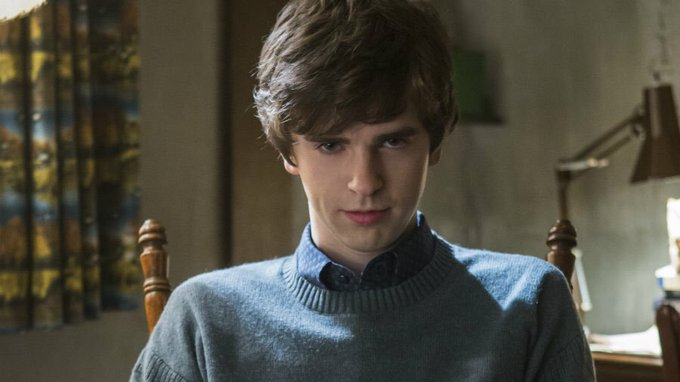 Happy Birthday, Freddie Highmore