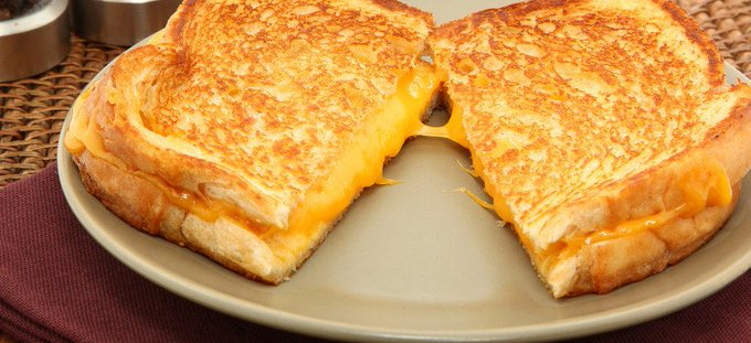 The #1 secret to making the best grilled cheese ever