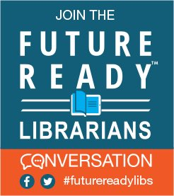 Thanks, @DrKMattson, @shannonmmiller, @thomascmurray, & @_TeacherX for an informative webinar! #futurereadylibs https://t.co/Csa8o1Kt0u