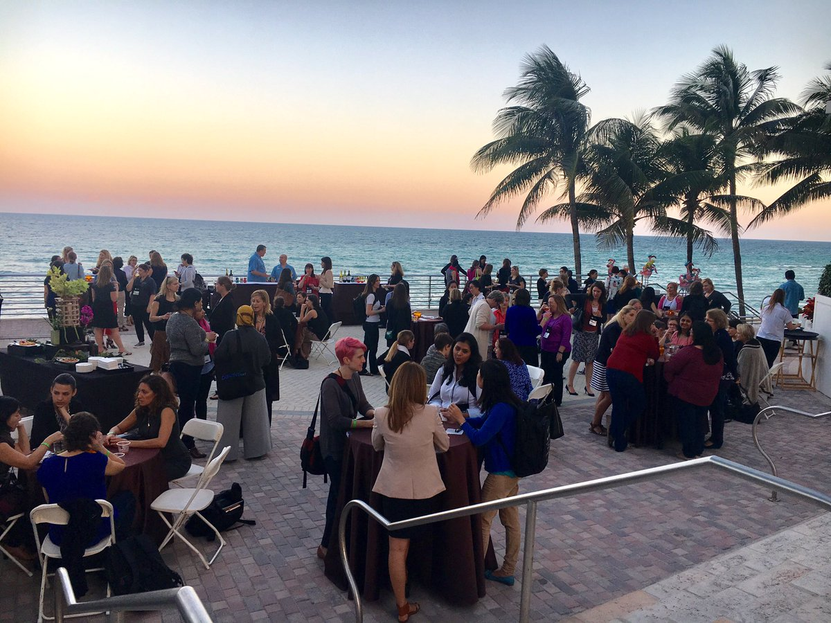 Happy to be a part of the Women's Networking Event! #AGBT17 https://t.co/ZO7LjS6hUC