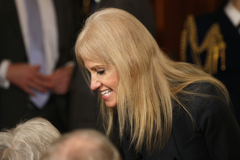 Office of Government Ethics: 'Disciplinary action is warranted' against Kellyanne Conway https://t.co/RDrk7nbY4H https://t.co/ZhxMtbCn21