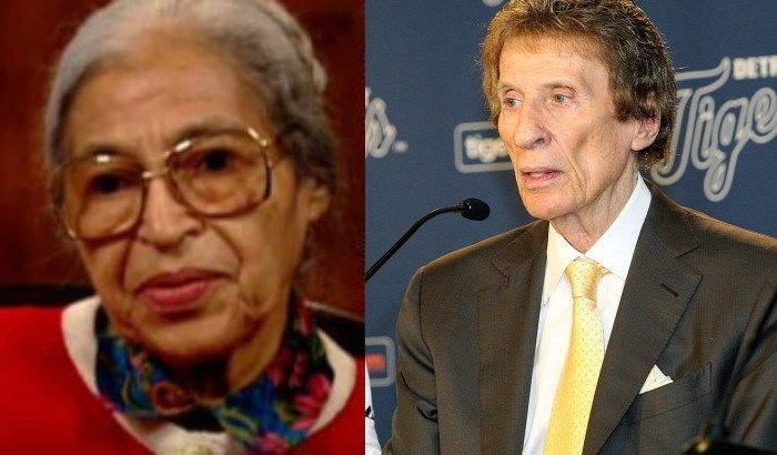 .@LittleCaesars' late founder, Mike Ilitch, paid Rosa Parks' rent for over a decade https://t.co/sFGu6Uhg9J https://t.co/jwLS3ap9Sk
