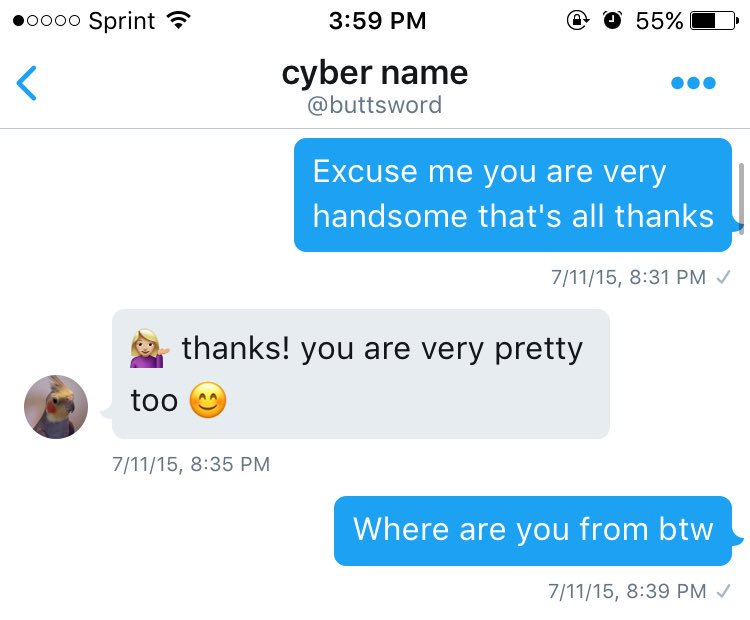 how to slide into dms