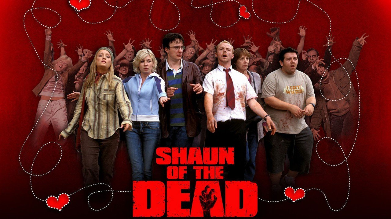 Happy Birthday!  & Happy Valentine\s day which I just  refer to as Simon Pegg day!