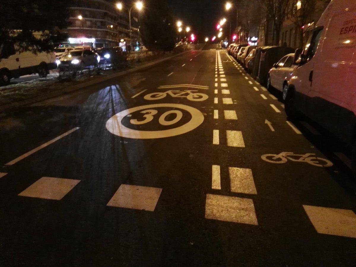 C's pide quitar la banda-bici de Ascao. PSOE y AM se equivocan denegándolo
