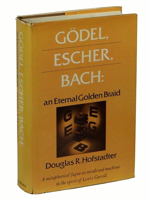 Happy birthday, Douglas Hofstadter:
