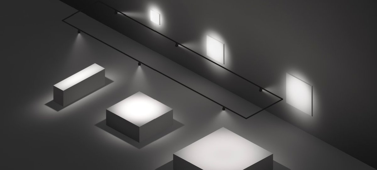 Erco On Twitter Luminaire System The Seven Lighting