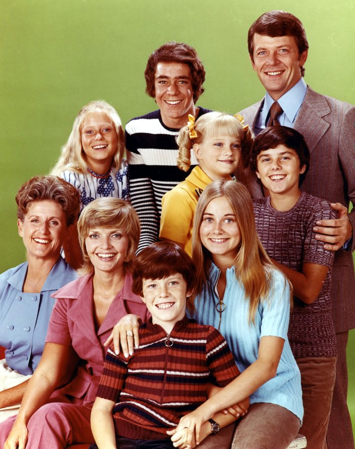 Happy 83rd birthday (rip) Florence Henderson.   Who passed away late in November.