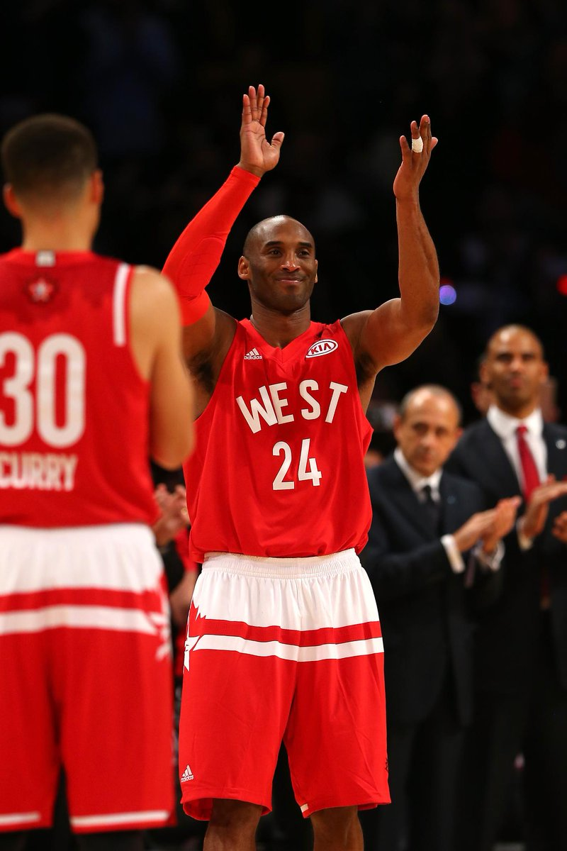 quality design b259c 01a6e Black Mamba All-Star Game : Black Mamba appeared final NBA ...