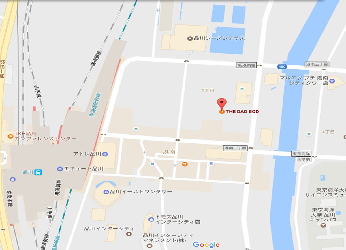会場は「THE DAD BOD 品川店」になります!住所は東京都港区港南1-8-15Wビル2Fです。…