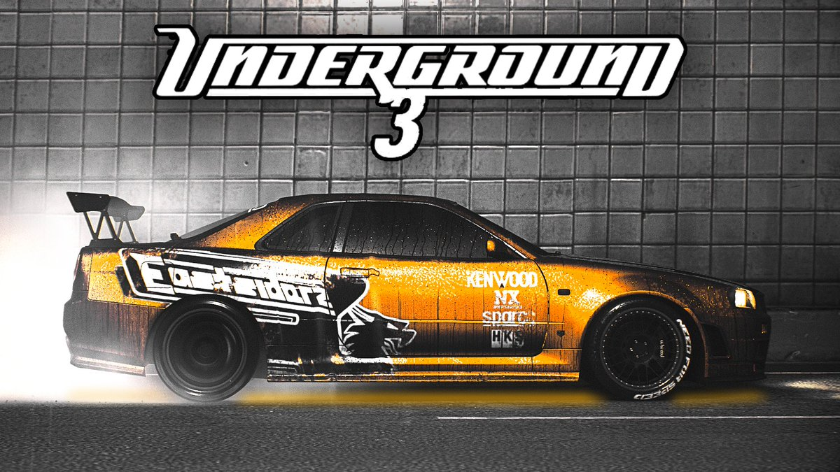 DomesticMango On Twitter Like Or Retweet This If You Want To See Need For Speed Underground 3