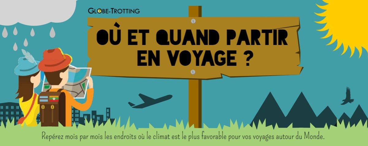 Où fait-il beau dans le #monde ? Quel mois choisir pour #voyager ? #Vacances #climate #soleil   http:// buff.ly/2kjxDPx  &nbsp;  <br>http://pic.twitter.com/bphkxxpvys