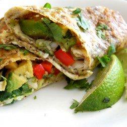 Paleo Breakfast Burritos (Low-Carb)