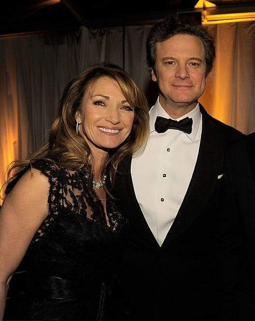 COLIN FIRTH ADDICTED HAPPY BIRTHDAY, JANE SEYMOUR ^^