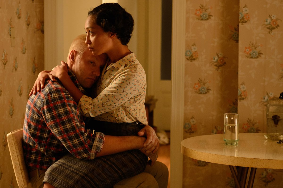 RT @Citazine #Loving de Jeff Nichols, une poignante histoire d'amour qui a marqué l'histoire des droits civiques https://t.co/drKzXKijyx ✊❤️❤️ #cinema