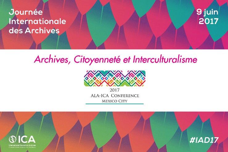 Vendredi 9 juin fêtons #IAD17 sur le thème de #ALAICAMexico2017 #Archives #Citoyenneté #Interculturalisme https://t.co/VpfDT9k7hw https://t.co/6aB9gUFa1q