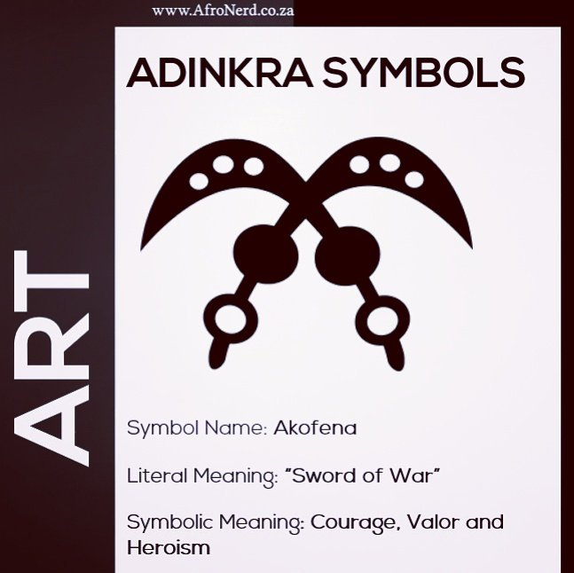 Afronerd On Twitter Adinkra Symbol In Twi And Its Meaning