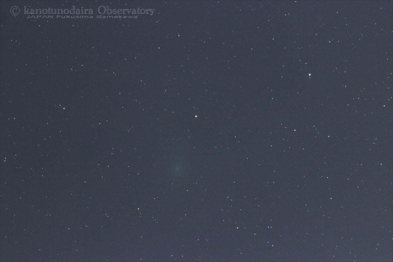明るくなるはずがものすごく淡い45P (※本田・ムルコス・パジュサコバ彗星)(2017/02/14)