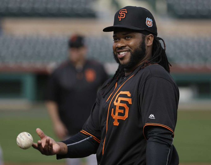 Happy Birthday! Johnny Cueto