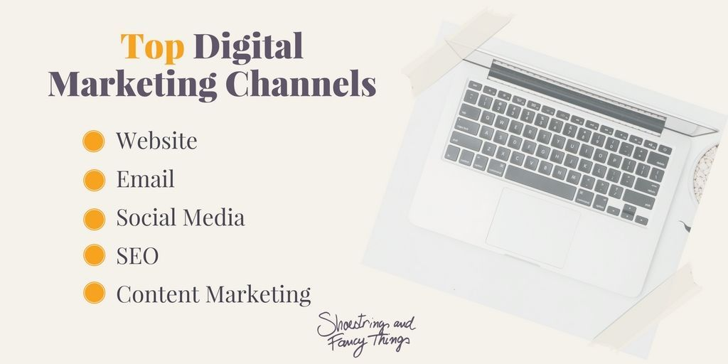 A1 Out of the most effective digital channels, the most surprising and neglected are probably the website and email/ newsletter. #GuruChats https://t.co/1RLtEaLBAo