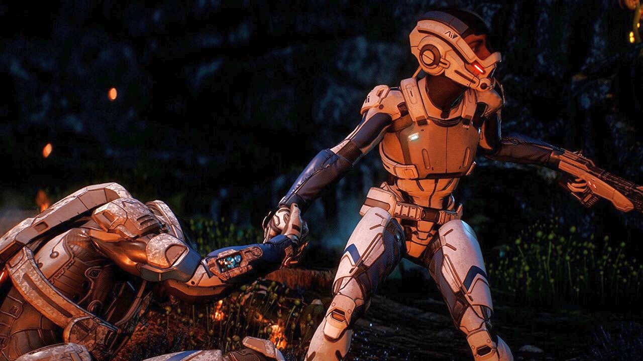 Mass Effect: Andromeda screenshots