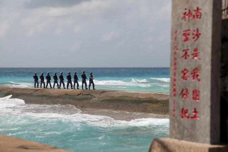 China warns U.S. against fresh naval patrols in South China Sea