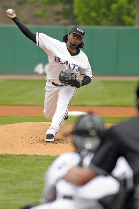 Happy 31st birthday to former Louisville Bat, Johnny Cueto!