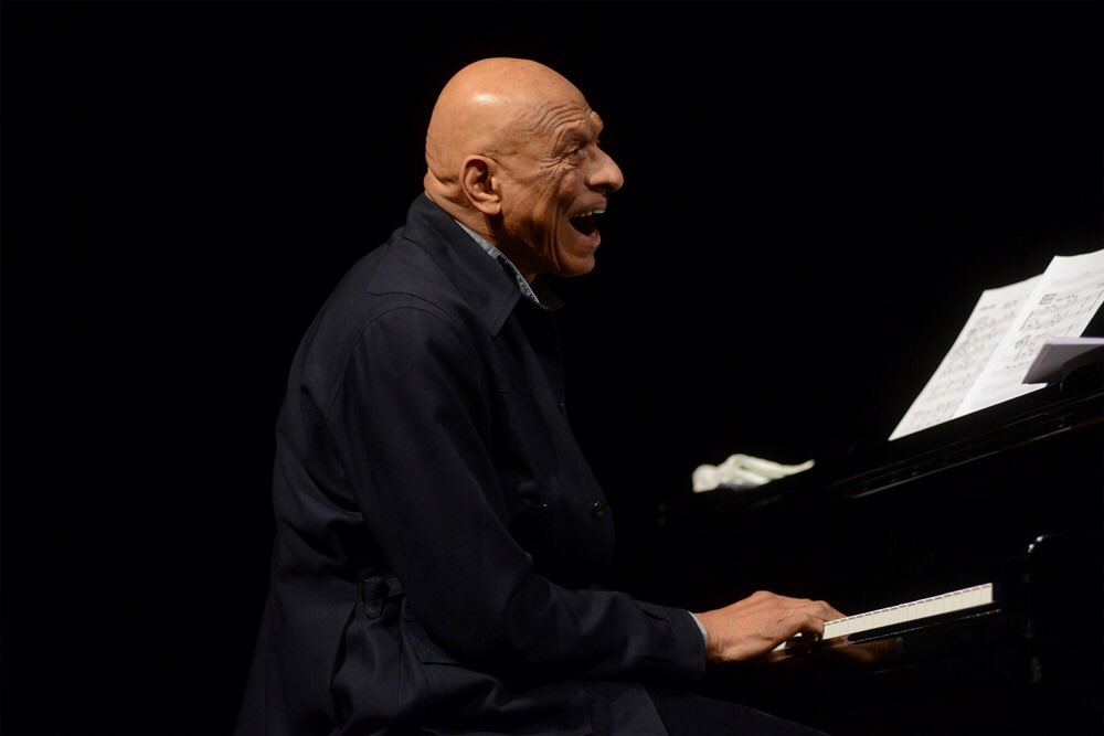 Happy Birthday to Maestro Kirk Lightsey ! Cet immense pianiste a aujourd\hui 80 ans !