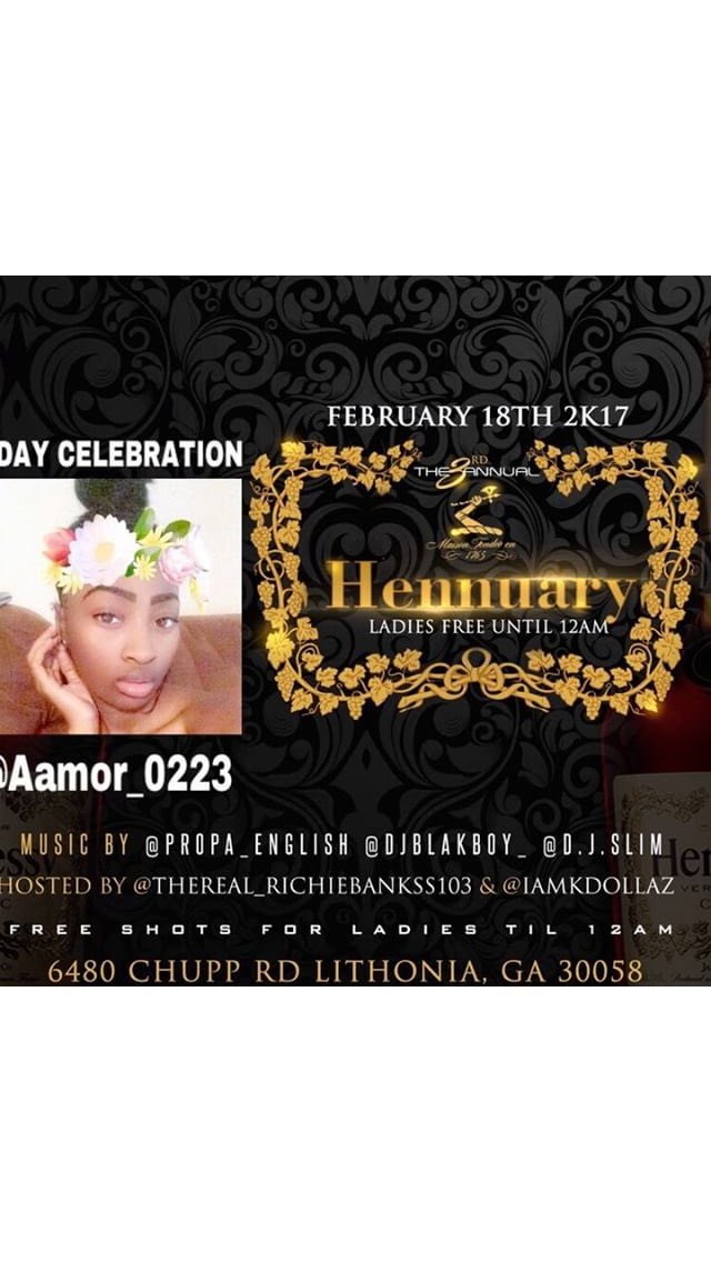Tink On Twitter 3 More Days Until My Birthday The 3rd Annual