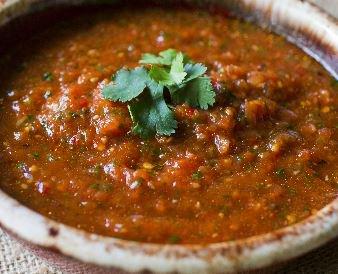 Chipotle-Chile Salsa