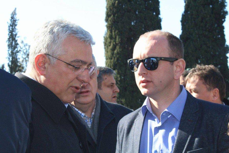Парламент Чорногорії позбавив імунітету лідерів проросійської опозиції