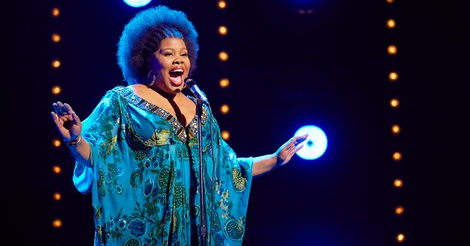 Happy birthday to the one and only Amber Riley! Click here see her in Dreamgirls