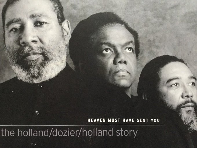 """Happy birthday, Brian Holland. First hit created by H/D/H was issued OTD 1963: Marvelettes\ \""""Locking Up My Heart.\"""""""