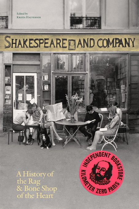 Talking Shakespeare and Company on a Stroll through Paris's Left Bank https://t.co/Paj5sexoAx https://t.co/yNmBShvZCw