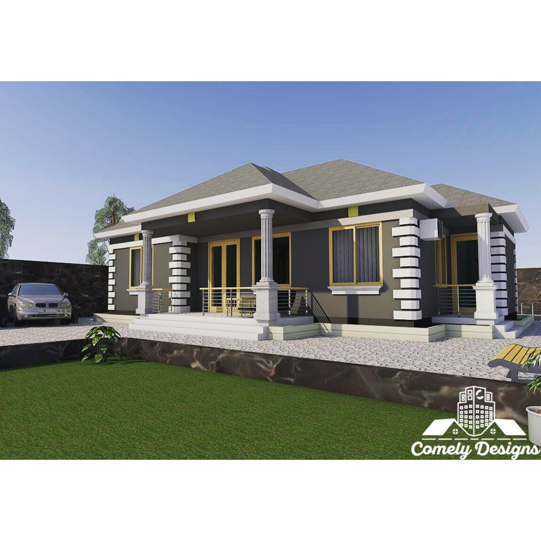 Modern house plans in tanzania