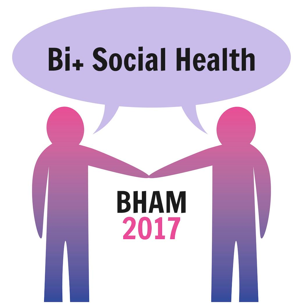 Excited to announce this year's #BiHealthMonth campaign, focusing on Social Health! Click here for more info! https://t.co/4tG8tm0Bp1 https://t.co/0XHneF2WNf